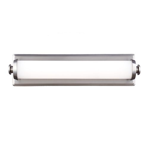 "Feiss Edgebrook 18"" LED Wall Sconce WB1750SN"