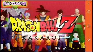 Dragon Ball Kakarot Apk Tap Battle Mod Download Dragon Ball Kakarot Dragon Ball Z
