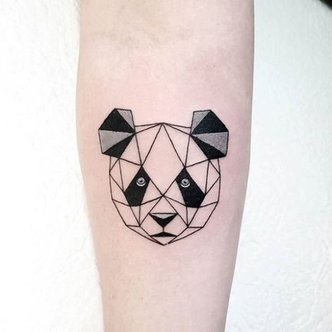 35 Geometric Animal Tattoo Ideas & Inspiration – Brighter Craft