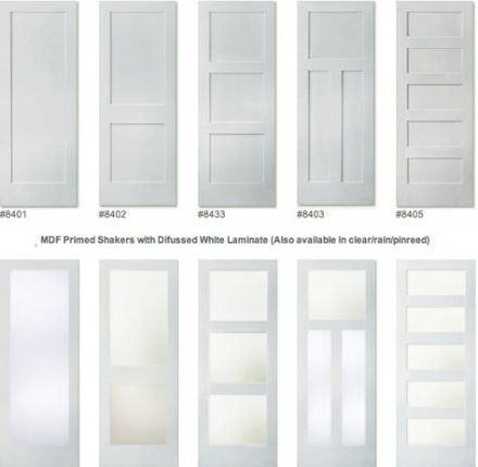 New Painting Glass Doors Bedrooms 48 Ideas Painting Shaker Interior Doors Doors Interior Interior Door Styles