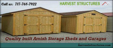 Garden Sheds York Pa amish built storage sheds & garages in york | storage sheds