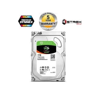 "New Seagate 1TB FireCuda Gaming 3.5/"" SSHD Solid State Hybrid Drive ST1000DX002"