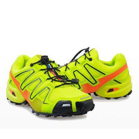 Zolte Sportowe Obuwie Trekkingowe A1503 33 Sport Shoes Shoes Cleats