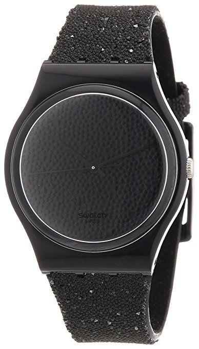 5922601d2ecc Swatch Reloj Analógico de Cuarzo para Hombre con Correa de Plástico ...