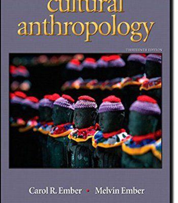 Cultural Anthropology 13th Edition Pdf Anthropology Anthropology Books Culture