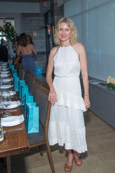 Naomi Watts attends Hamptons Magazines and Lladro Celebration of Onda Beauty.