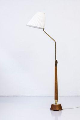 Vintage Floor Lamp By Hans Bergstrom For Asea 1940s For Sale At Pamono Vintage Floor Lamp Floor Lamp Lamp
