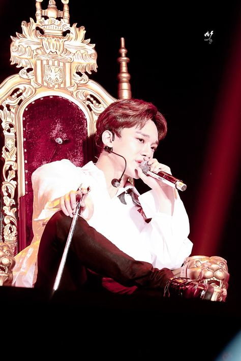 Chen [HQ] 190427 Magical Circus Concert Tour in Kobe | #EXO-CBX