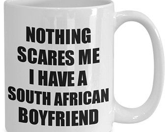 South African Boyfriend Mug Funny Valentine Gift For Gf My Girlfriend Her Girl South Funny Valentines Gifts Valentine Gifts For Husband Diy Gifts For Boyfriend
