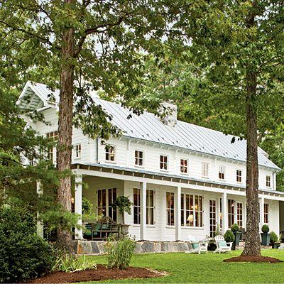 Farmhouse // Southern Living
