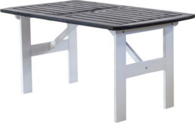 Gartentisch Hanko Maxi Weiss Taupegrau Esstisch Holztisch Massivholz Ca 120 X 70 Cm Jetzt Bestellen Unter Https Gartentisch Gartentisch Holz Teakholz Tisch