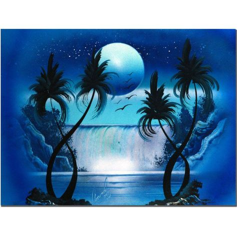 C Beautiful Airbrush Painting Of A Young Art Print Home Decor Wall Art Poster