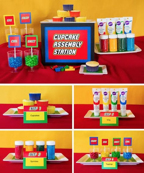 Lego Themed Teacher Party | This Lego-Themed Teacher Appreciation Party Will Inspire Every Party You Ever Throw | POPSUGAR Family Photo 12