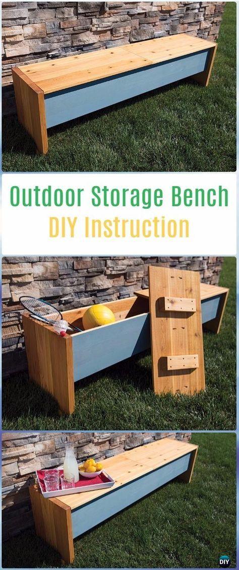 Diy Outdoor Garden Bench Ideas Free Plans Instructions Outdoor