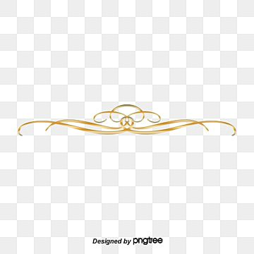 Gold Dividing Line Gold Vector Line Vector Simple Dividing Line Png Transparent Clipart Image And Psd File For Free Download In 2021 Overlays Transparent Background Overlays Transparent Banner Background Images
