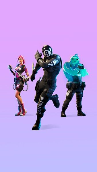 Fortnite Chapter 2 Season 1 Battle Pass Skins 4k Hd Mobile