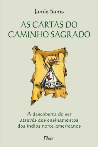Livro As Cartas Do Caminho Sagrado Magazine Luizclaudiostos Em