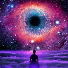 Image result for Images of consciousness and the void