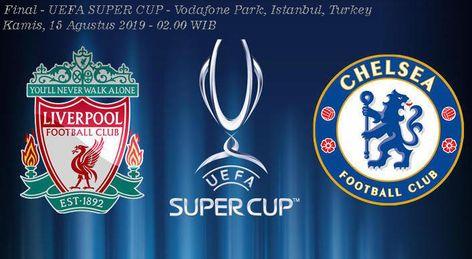 Jadwal Pertandingan FINAL - UEFA Super Cup