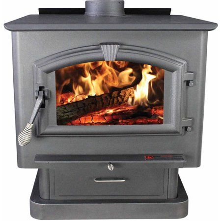 Us Stove Extra Large Epa Certified Wood Stove Loghomes Wood Stove Wood Burning Stove Wood Pellet Stoves