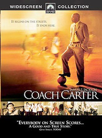 Coach Carter Dvd 2005 Widescreen Collection For Sale Online Ebay In 2021 Coach Carter Inspirational Movies Sports Movie