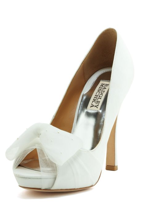 502b957f2e3 ALEXANDER MCQUEEN Hazelnut   White Cone Heels