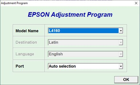 Epson L4160 Resetter Free Epson Application Download Printer