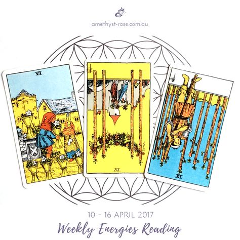 #WeeklyEnergies #WeeklyTarotReading for 10 - 16 April 2017  This week we're being asked to pay attention to our Inner Child - what healing is he/she bringing to your attention for resolution? You know what it is - it's the elephant in the room - what you resist, persists lovely...  Click the image to see the whole reading :)  <3 Vanda xx  #WeeklyReading #EnergyOfTheWeek #GeneralReading #Tarot #InsightsFromTheTarot #WisdomOfTheTarot #ReadingsWithVanda #IntuitiveReadings #IntuitiveTarot #Email...