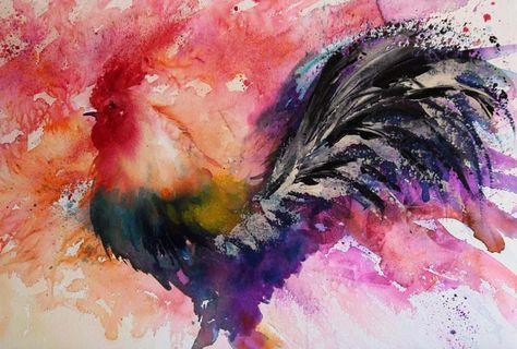 Watercolours With Life Daniel Smith Watercolor Ground Experiments