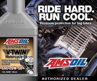 Premium Protection For Big Bike Engines Keeps Engines Cooler Than