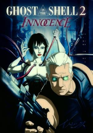 Watch Ghost In The Shell 2 Innocence full movie Hd1080p Sub English Ghost In The Shell Innocence Movie Anime Ghost