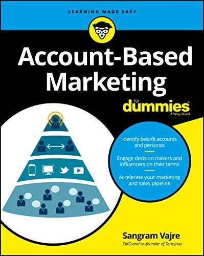 Account-Based Marketing For Dummies (For Dummies (Business & Personal Finance)) - Default