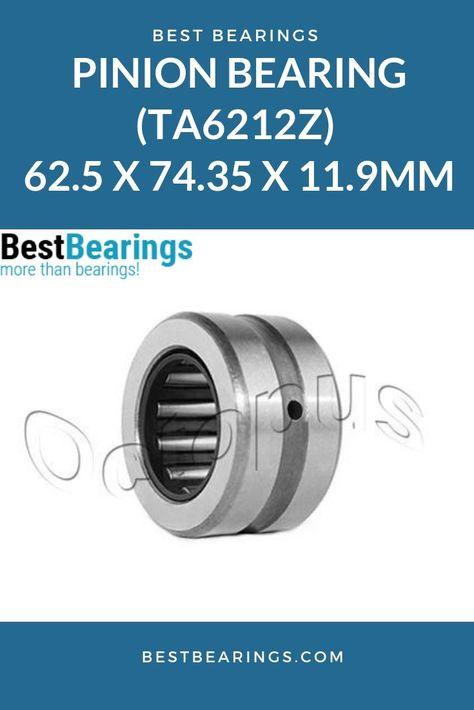 "3//16/"" x 3//8/"" x 1//8/"" ABEC-3 Rubber Sealed Ball Bearing BLUE 5 PCS R166-2RS"