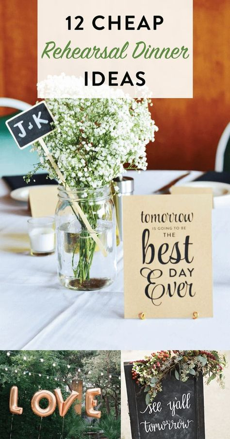 While I absolutely love Pinterest, I've always joked that it's a good thing that it wasn't around when I was planning my wedding because I would have wanted to do all…