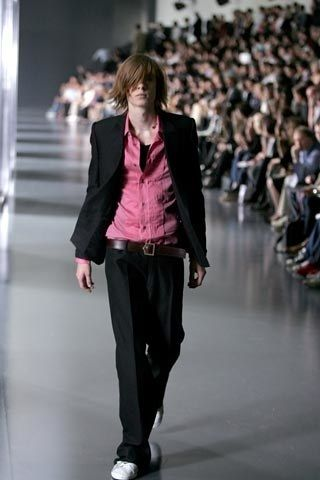 Dior Homme Spring 2005 Menswear Collection - Vogue