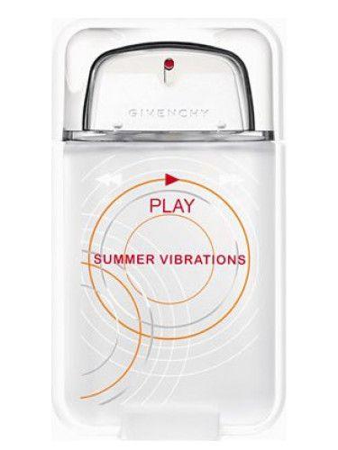 Play Summer Vibrations Givenchy para Hombres | Perfumes para
