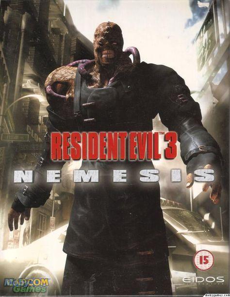 Resident Evil 3 Nemesis Ps1 Resident Evil Nemesis Resident
