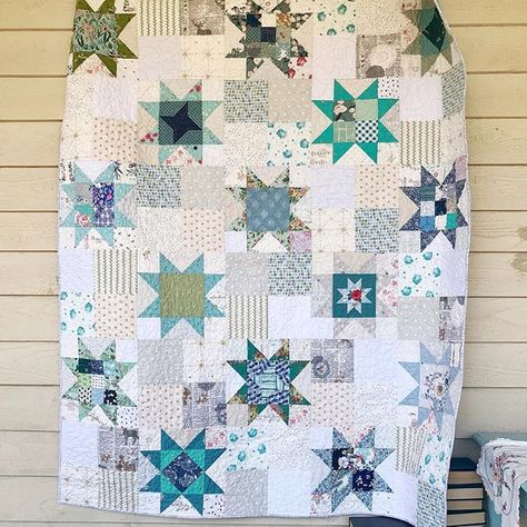Quilts - Little Miss Sawtooth Quilt 6 quilt reveal – Quilts