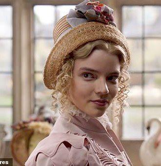 Emma 2019 With Anya Taylor Joy Emma Movie Anya Taylor Joy Emma Jane Austen