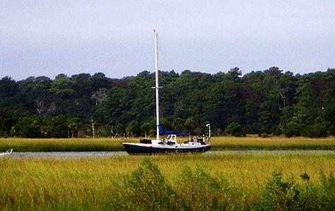 Savannah Boat