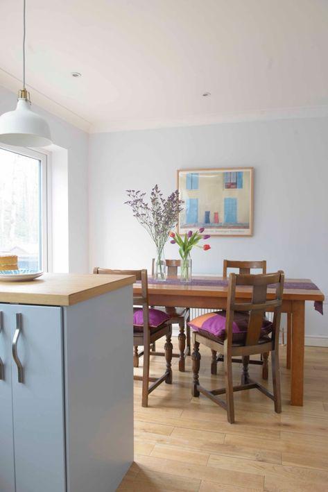 Ikea Veddinge grey kitchen featured in Your Home magazine Photos - küchen marquardt köln