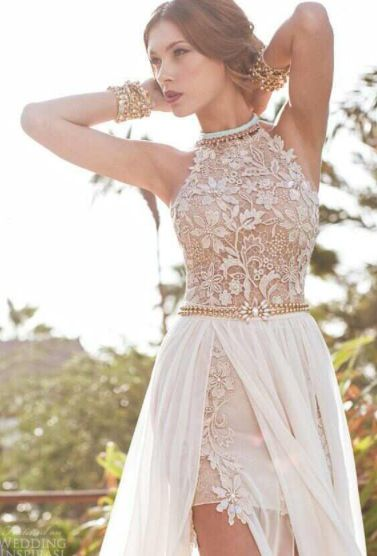 30 Modern Short Wedding Dresses For Summer Brides After Party Pinterest And Prom