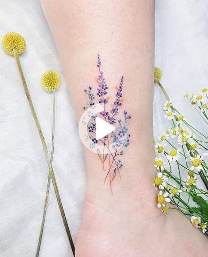47 Idees Fleurs Tatouent Petit Novembre Pour 2019 Small Flower Tattoos For Women Beautiful Flower Tattoos Tattoos