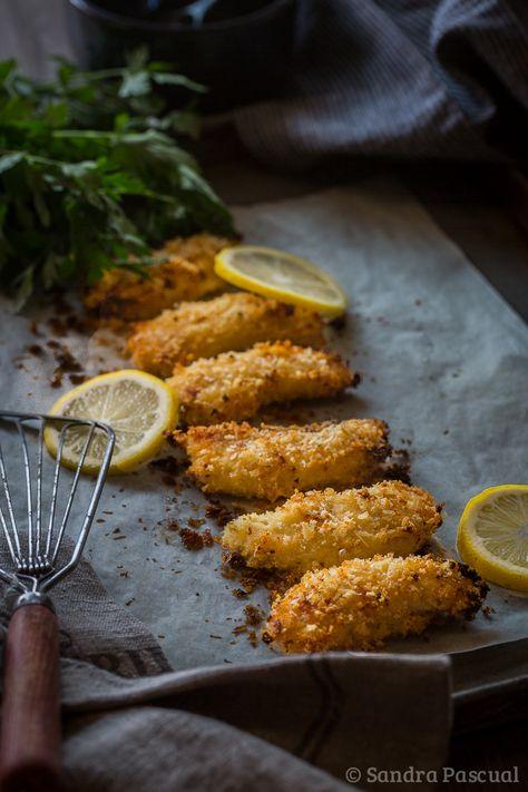 Poulet croustillant au Citron & Parmesan
