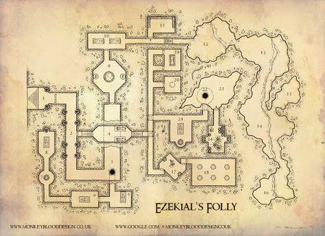 Ezekial's Folly