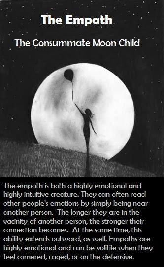 The Consummate Moon Child | Empathic Perspectives