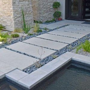 Stepstone S Handmade Wetcast Precast Concrete Pavers Concrete