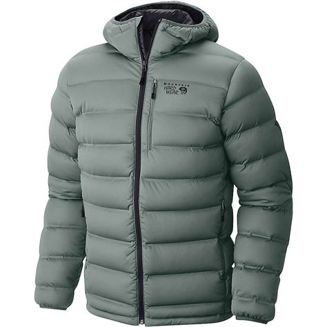 designer fashion f51ab b57d0 Mountain Hardwear Men's StretchDown Plus Hooded Jacket - XL ...