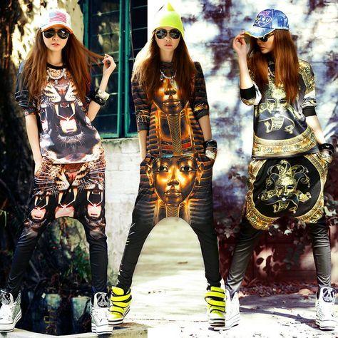 hip hop kleding