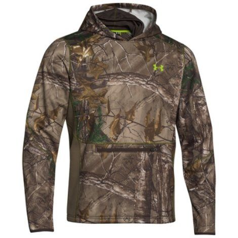 c7e5e6bc9a36d Find theUnder Armour Men's Scent Control Armour Fleece Ninja Hoodie by Under  Armour at Mills Fleet Farm. Mills has low prices and a great selection on  all ...